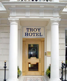 The Troy Hotel Londres