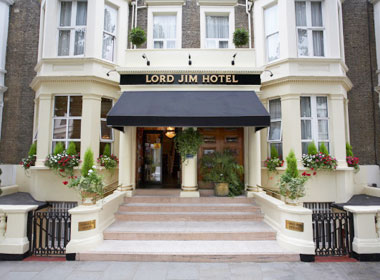 2 - Londres Lord Jim Hotel