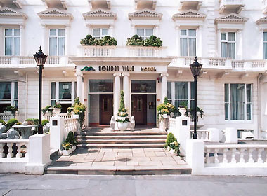Holiday Villa Hotel Londres