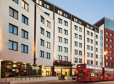 Crowne Plaza London Shoreditch Hotel Londres
