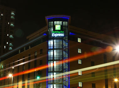 Holiday Inn Express Stratford London Hotel Londres